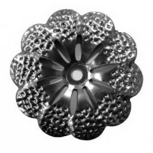 192040 штампованный цветок