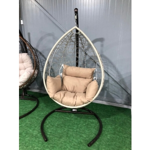 Подвесное кресло - Кокон Маленький + двойная подушка