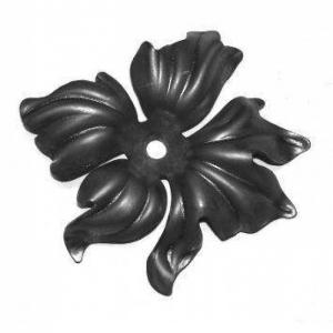 191080 штампованный цветок