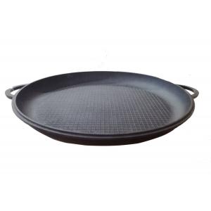 Чугунная сковорода - крышка (Ситон)