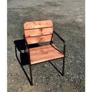 Кресло садово-парковое