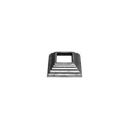 12475-16 декоративный штампованный подпятник